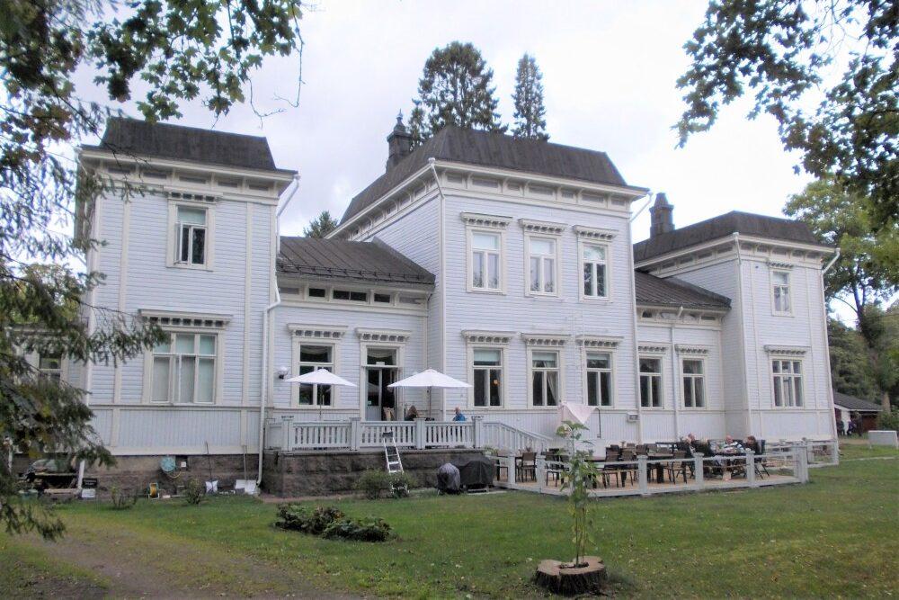 kulttuuritie Strömfors Bed&Bistro, Ruotsinpyhtää