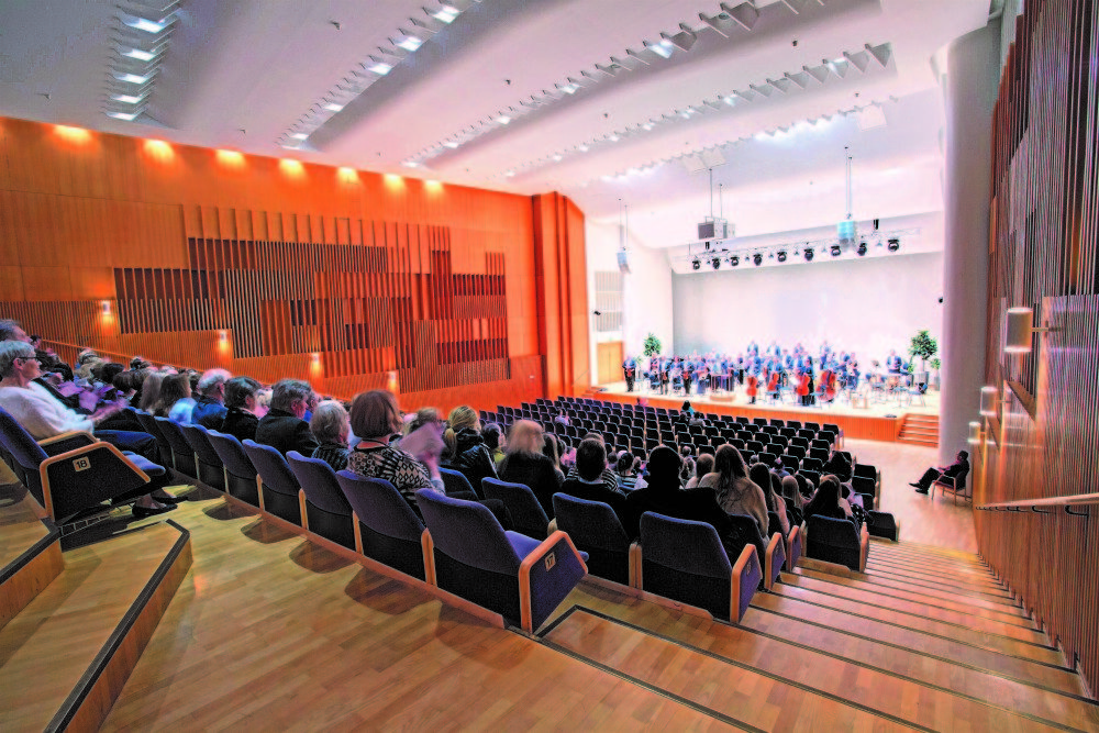 Kouvolatalon ja Kuusankoskitalon esiintyjillä uudet takahuonetilat 3