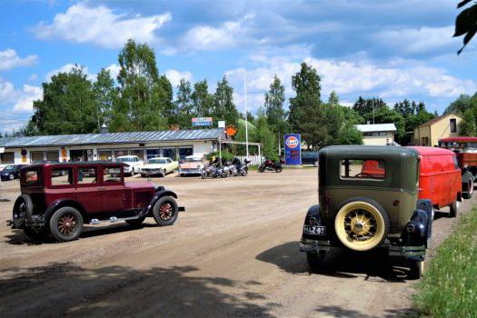 Gulfin 1970-luvun baari, Loviisan Ruotsinkylä