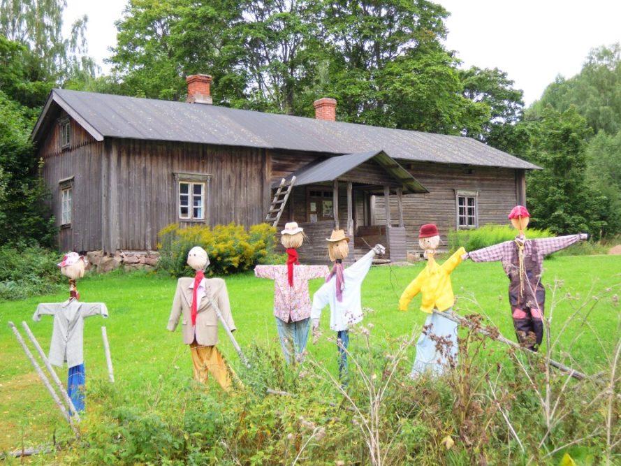 Kolme Länsi-Kymen Kulttuuritien reitin arvokasta kotiseutumuseota on nyt avoinna yhtä aikaa 4