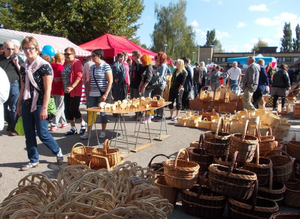 Kouvolan seudun vanhin markkinatapahtuma järjestetään taas syyskuun 1. viikonloppuna 1