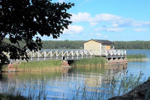 kulttuuritie Loviisa Camping, Loviisan Tamminiemi
