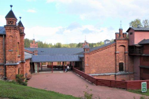 kulttuuritie Verlan puuhiomo ja pahvitehdasmuseo, Jaala, Kouvola