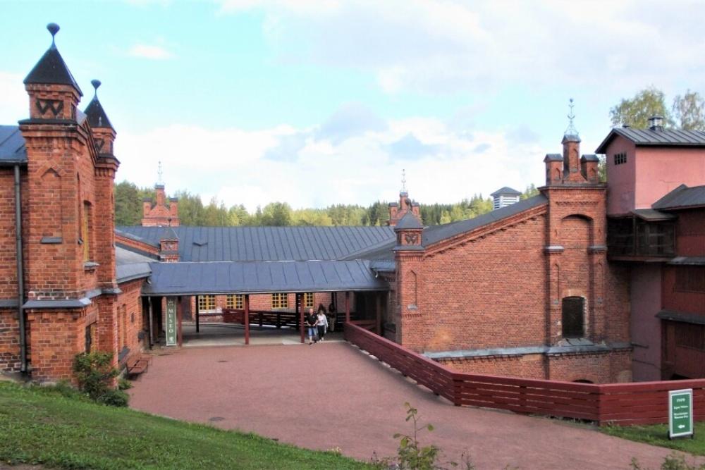 Verlan puuhiomo ja pahvitehdasmuseo, Jaala, Kouvola