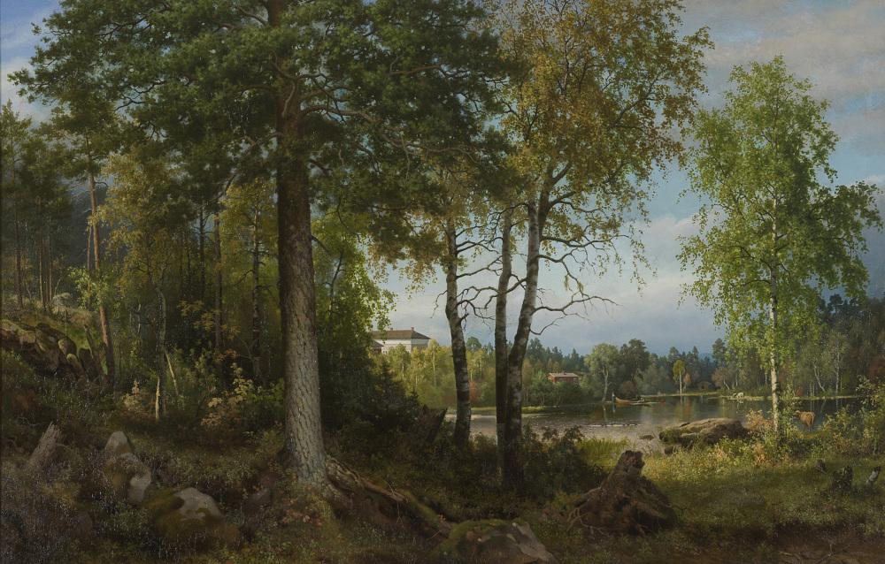 Jälkikirjoitus Kouvolan taidemuseo Poikilossa olleesta  Emil Aaltosen museon taideaarteiden näyttelystä 8