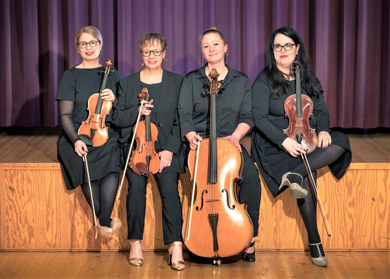 Loviisan Sibeliuspäivät tarjoaa uudelta perustalta modernin musiikkifestivaalin, jossa yhdistyvät laatu ja Loviisa sekä uskallus ja yllätyksellisyys 1