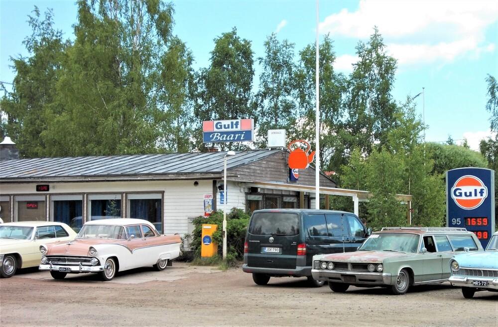 Gulf-baari, Loviisan Ruotsinkylä