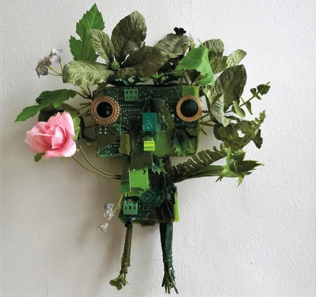 """Kouvolan taidemuseo Poikilon """"Ilmiöitä ja olioita"""" - näyttely tutustuttaa meidät esineelliseen taiteeseen 2"""