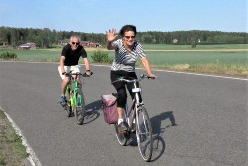 Pyöräilyretket 1