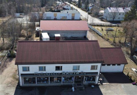 Kulttuuritalo Wanha Rautakauppa, Myllykoski