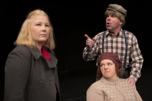 Kaikki oikein-näytelmä, Kuusankosken teatteri