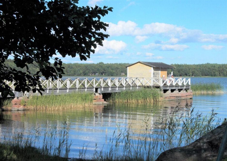 Vanhojen talojen, puistojen ja kukkapihojen sekä taiteen ystävien viikonloppu Loviisassa ja Strömforsin ruukissa Ruotsinpyhtäällä 2