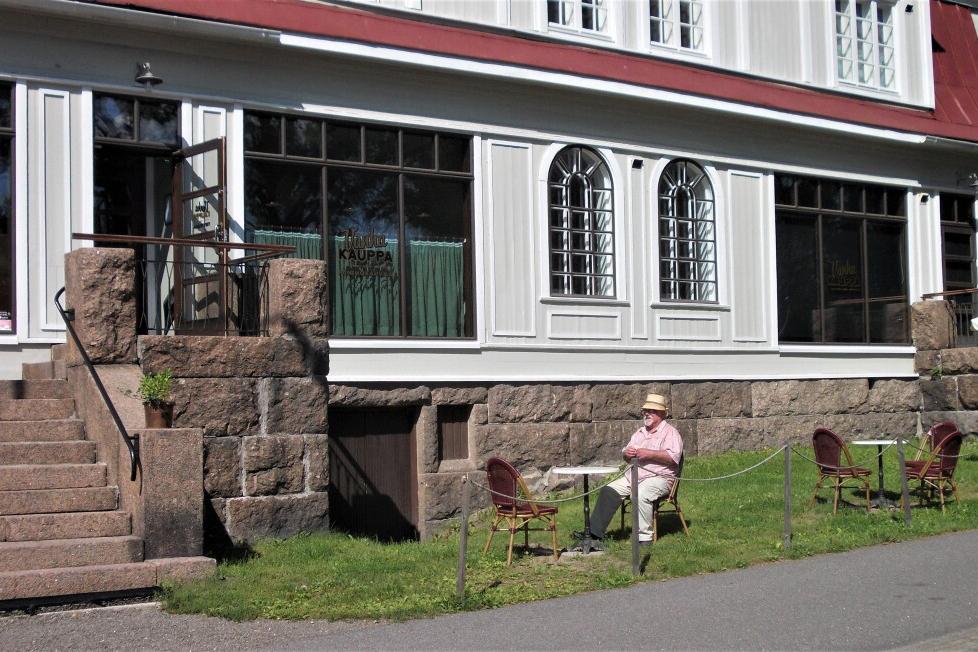 Panimokahvila Vanha Kauppa, Kuusankoski