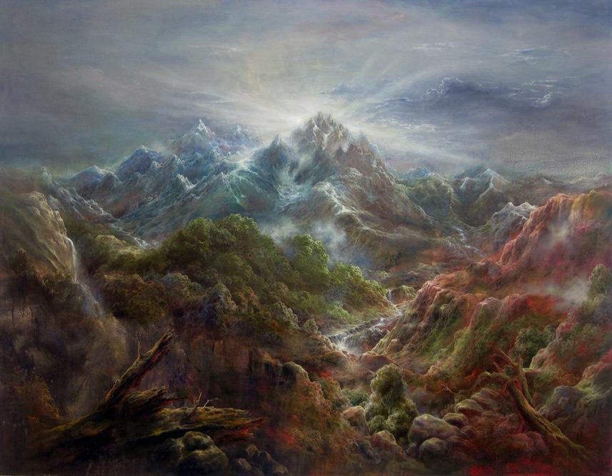 Heinon taidesäätiön teoksista kootussa Luonnon edestä-näyttelyssä nousee esiin nykyiseen luontosuhteeseemme  kuuluva huoli elinympäristömme tulevaisuudesta 1