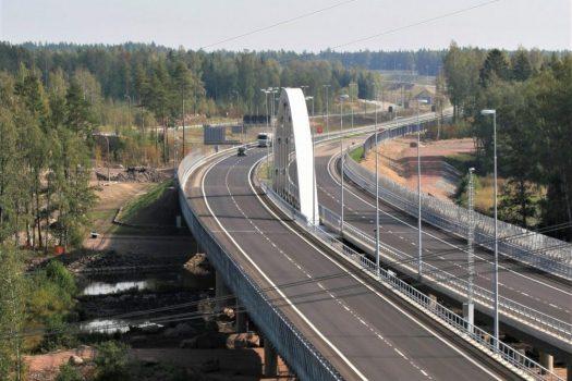 Ahvenkosken sillat