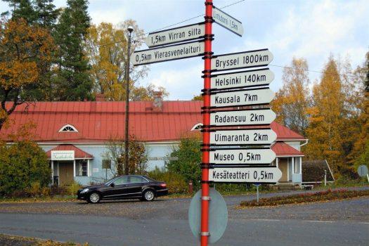 Iitin Kirkonkylän risteys