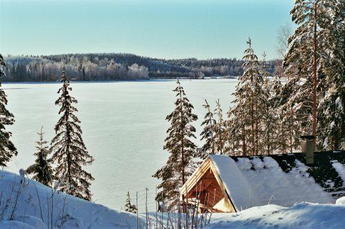 Metkan mökit, Kymijoki, Iitti
