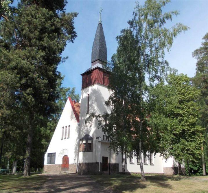 Inkeroisten kirkko