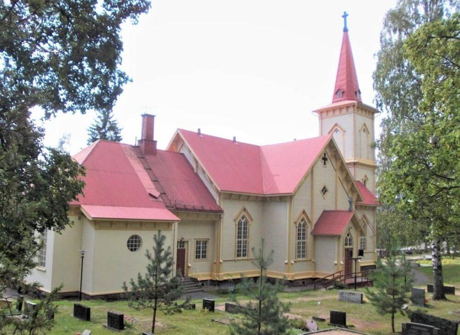Jaalan kirkko