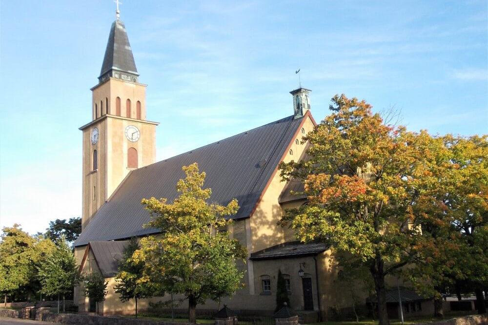Kulttuuritien reittialueen kirkkoja 9