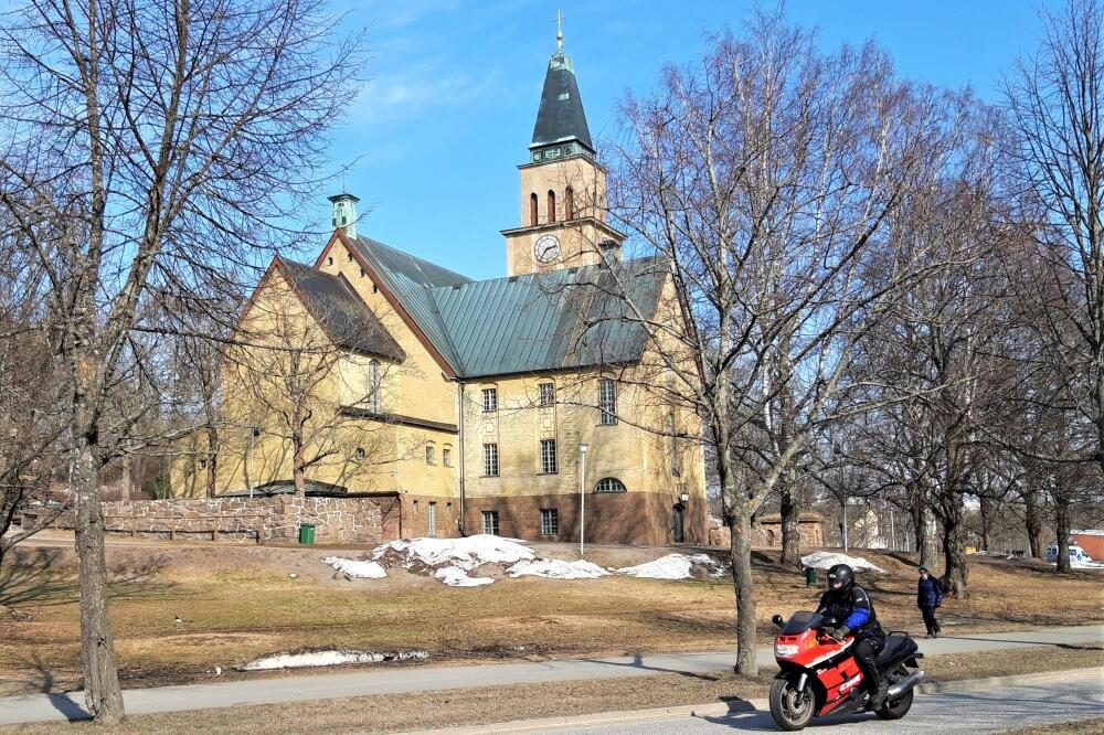 Kulttuuritien reittialueen kirkkoja 10