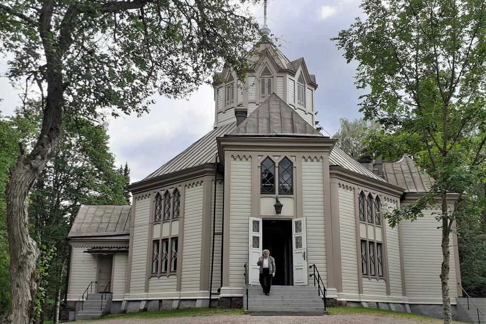 Kulttuuritien reittialueen kirkkoja 3